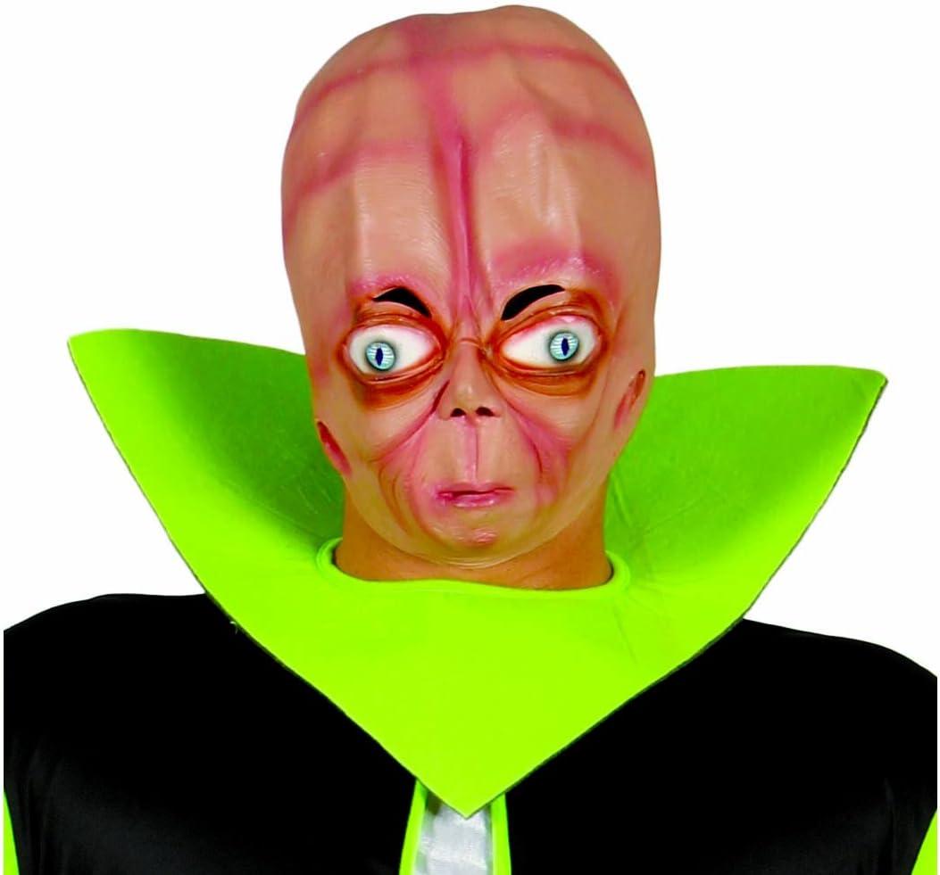 Amakando Máscara ET Extraterrestre Careta Alien Mascarilla ...