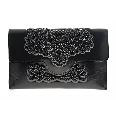 e1e0c7f9abac Handmade Designer Slim Evening Clutch - Special Occasions Vegan Luxury  Women Purses and Handbags