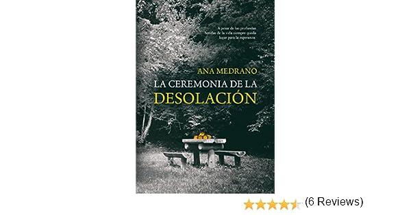 La ceremonia de la desolación (Nena Castelao nº 4)