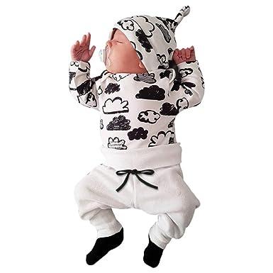 quality design e62da ac8be Amazon.com: Baby Clothes Set, Romance8 Newborn Baby Girl Boy ...