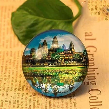 Weekinglo Souvenir Angkor Wat Camboya Frigorífico ...