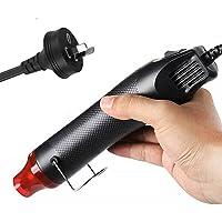 Mini Heat Gun, 300W Portable Hot Air Gun With 40 inchs Power Cord For DIY And Crafts