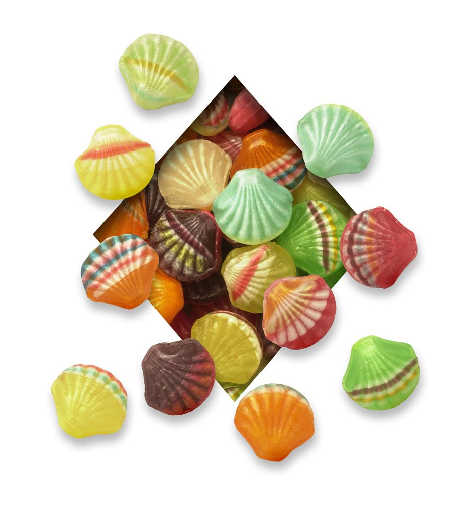 Koppers Fruit Filled Shells, 10-Pound Box by Koppers (Image #1)