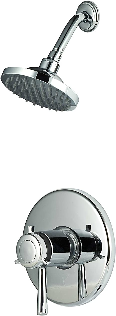 Pfister Lg897tuc Lg89 7tuc Iyla Shower Only Trim Kit Polished Chrome Amazon Com