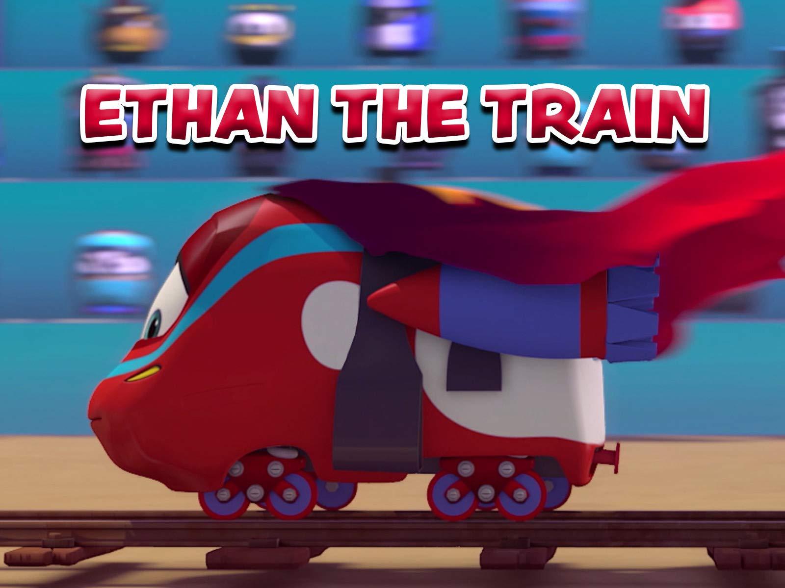 35377f7d1218 Amazon.com: Watch Ethan the Train   Prime Video