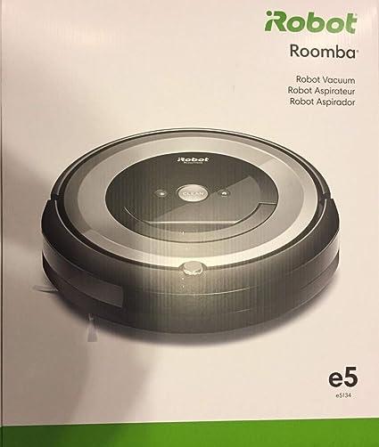 Amazon.com  iRobot Roomba e5 5134 Wi-Fi Connected Robot Vacuum ... 0c4143a7d704