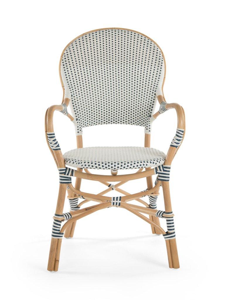 Amazon.com: KOUBOO 1110076 Bistro silla de comedor, Multi ...