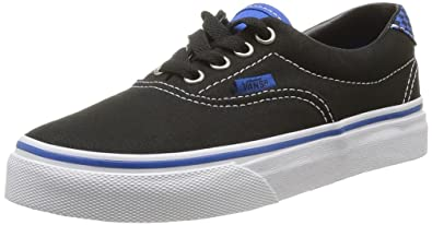 Vans Era 59 (Youth) - (Checkerbox Pop) Black Skydiver - 1 32989613b