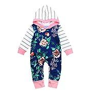 Shop the Look Memela(TM) NEW Fall/Winter Baby Girls Layette Gift Set Rompers Onesie 0-24mos (0-6 mos)