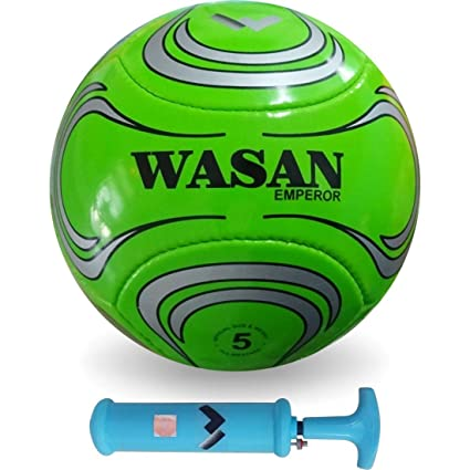 Wasan Emperor Football Size 5 with Free Pump Football