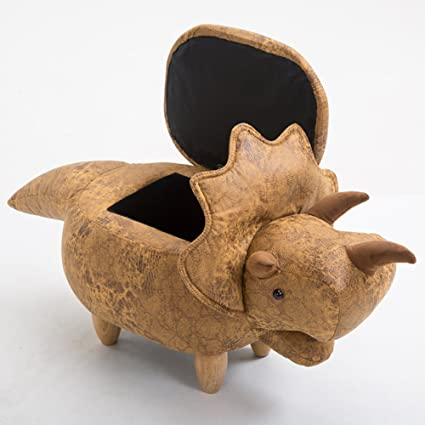 Merveilleux Footstool/ Stool / Storage, Changing Shoes, Creative, Solid Wood, Dinosaur  Shape