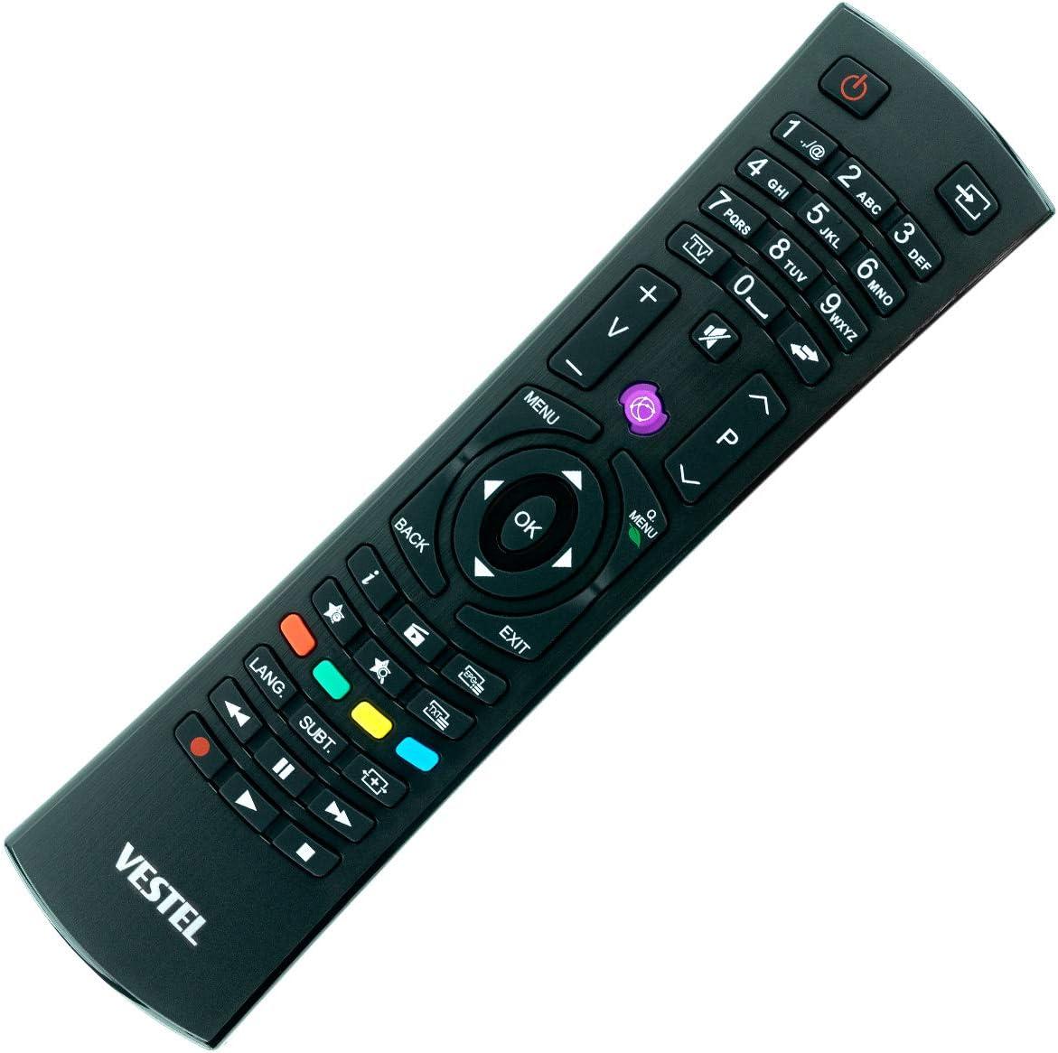 Mando a distancia de repuesto para Selecline 20265 | 22284 | 32284 – Mando a distancia de servicio, télécommande, Kumanda, Plug & Play: Amazon.es: Electrónica