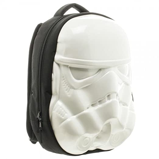 8315869c690 Image Unavailable. Image not available for. Color  Disney Star Wars  Stormtrooper Moulded Backpack