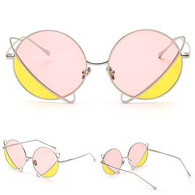 Sunwd Gafas de Sol, Fashion Double Color Tint Ocean Lens ...