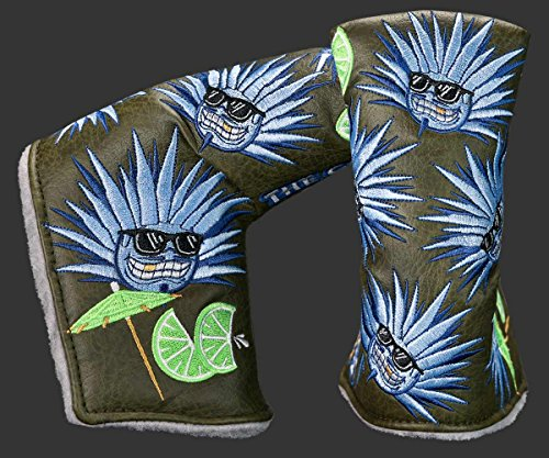 Scotty Cameron 2017 Agave Limited Edition Standard Putter HeadCover by Scotty Cameron (Image #1)