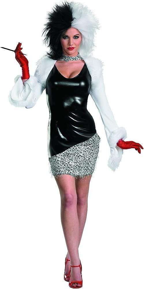 Disfraces para toda ocasi-n DG27214N 101 D-lmatas Sassy Cruella De ...