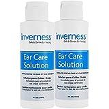 INVERNESS After Piercing Ear Care Solution 4 oz 2 pc Set