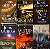 download ebook john grisham collection (set of 9 books)the innocent men, the associate, the street lawyer, the brethren,the testament,the summons,bleachers,the appeal,a painted house. pdf epub