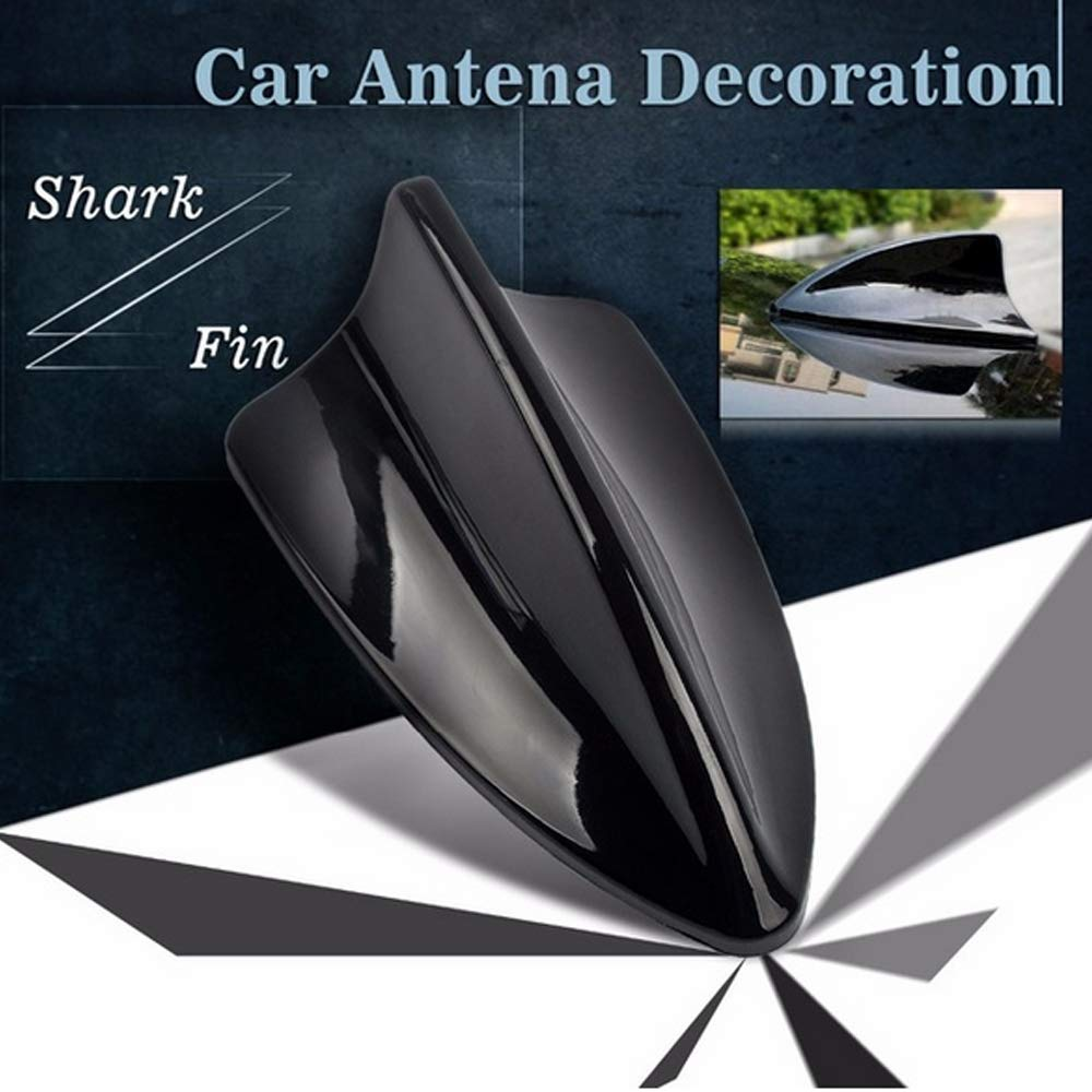 VIGORWORK Universal Car Styling Dummy Shark Fin Antenna Decorative Aerial for BMW Toyota VW Polo Ford Kia Honda