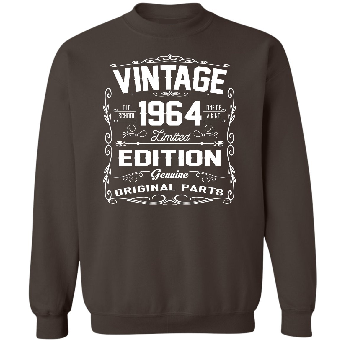 VADOBA Vintage 1964 Limited Edition Shirts Awesome Gifts For Birthday Sweatshirt
