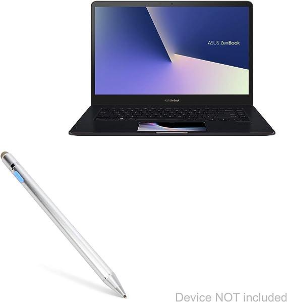 Broonel Midnight Black Rechargeable Fine Point Digital Stylus Compatible with The ASUS ZenBook Flip 15 ASUS ZenBook Flip 15 UX562FD