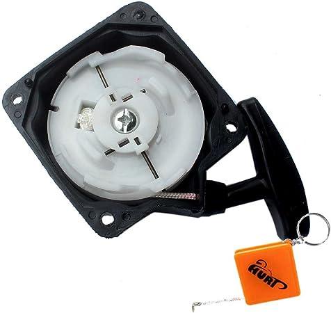 Seilzugstarter Starter passend für Motorsense Rotfuchs Timbertech BC52 MS52 Steg