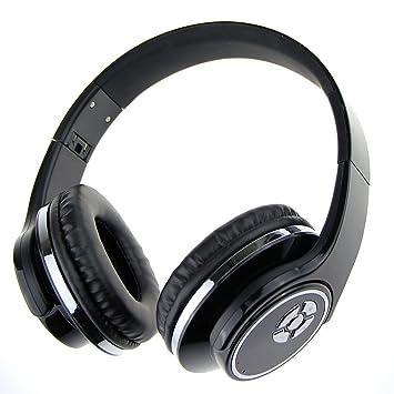... 2 en 1 Doble Uso inalámbrico Bluetooth Auricular con micrófono de Alta fidelidad Bluetooth Altavoz Apoyo TF Tarjeta Radio FM: Amazon.es: Electrónica