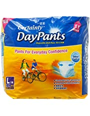 Certainty Disposable Adult DayPants, Large, 11ct