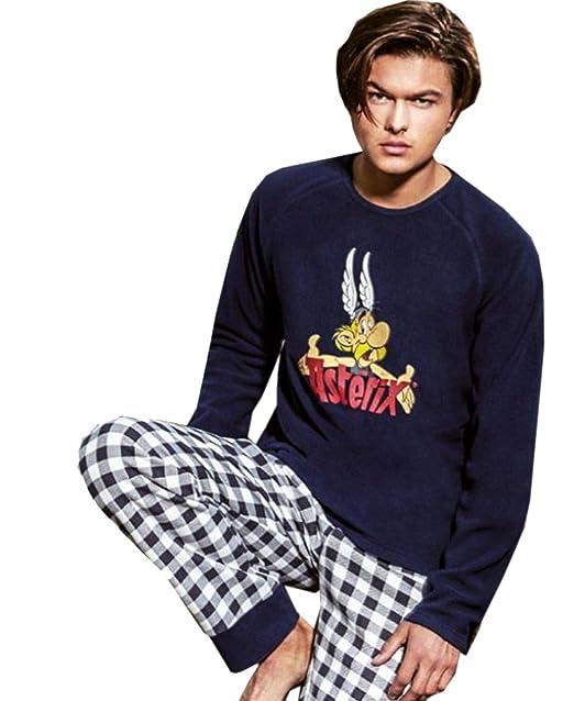 Pijama Micropolar ASTERIX Hombre GISELA (M)