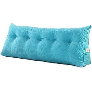 VERCART cojín de lectura almohada confortable bodega cuello ...