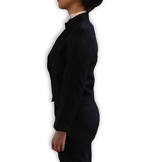 Amazon.com: Broadway tuxmakers cuello de la mujer, ribete ...