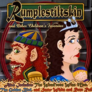 Rumplestiltskin and Other Children's Favorites Audiobook