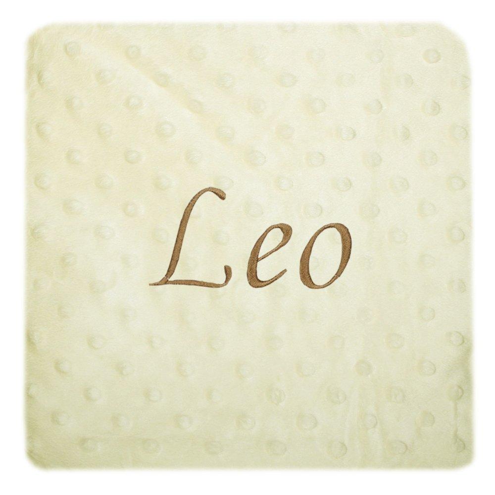 Manta Bebé Personalizada con Nombre, para Coche y/o Minicuna product image