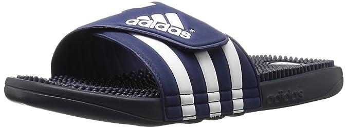quality design 4a82d 2c0cf Adidas Adissage Sandalias para Hombre, Color Blanco, Grafito y Blanco, 10  m  Amazon.com.mx  Ropa, Zapatos y Accesorios