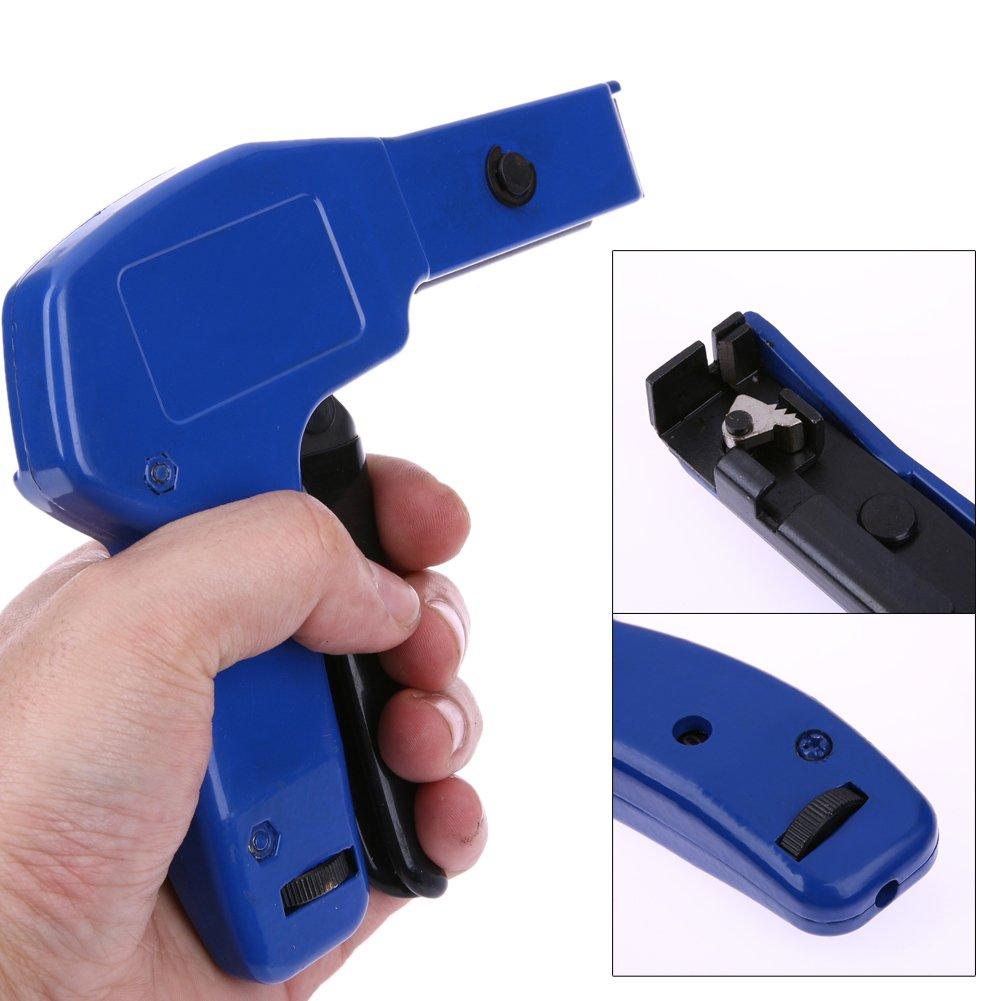 Awakingdemi Cable Tie Gun, Fastening and cutting tool special for Cable Tie Gun for Nylon Cable Tie Fasten and Cut Cables by Awakingdemi (Image #2)