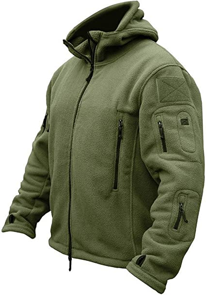 e8d117229 TACVASEN® Men's Tactical Fleece Jacket: Amazon.ca: Clothing ...