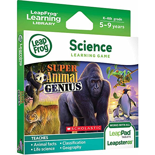 super animal genius - 7
