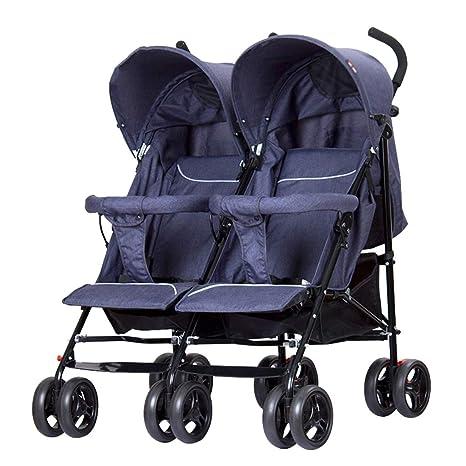 OCYE Twin Silla de Paseo gemelar/Carro gemelar/diseño ...
