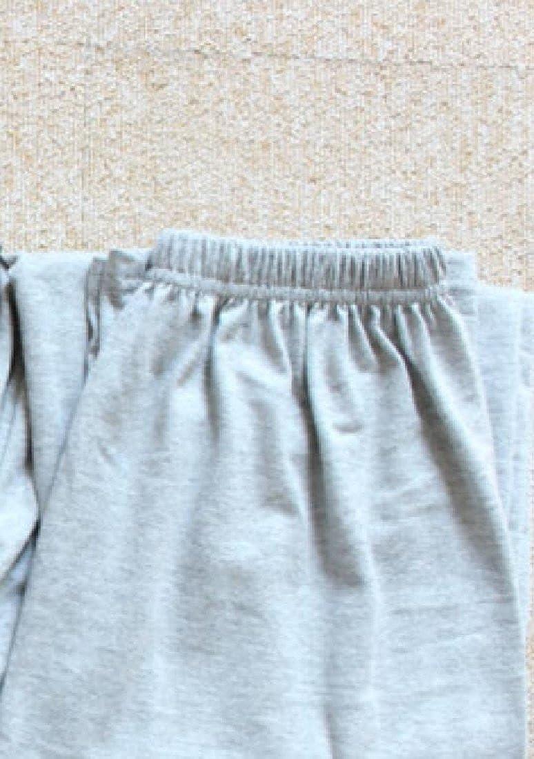 WSPLYSPJY Mens Loose Knit Pajama Pants Long Lounge Pants