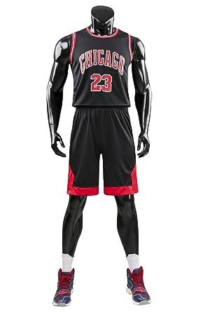 DEBND Camiseta de Baloncesto de Verano NBA Michael Jordan # 23 ...