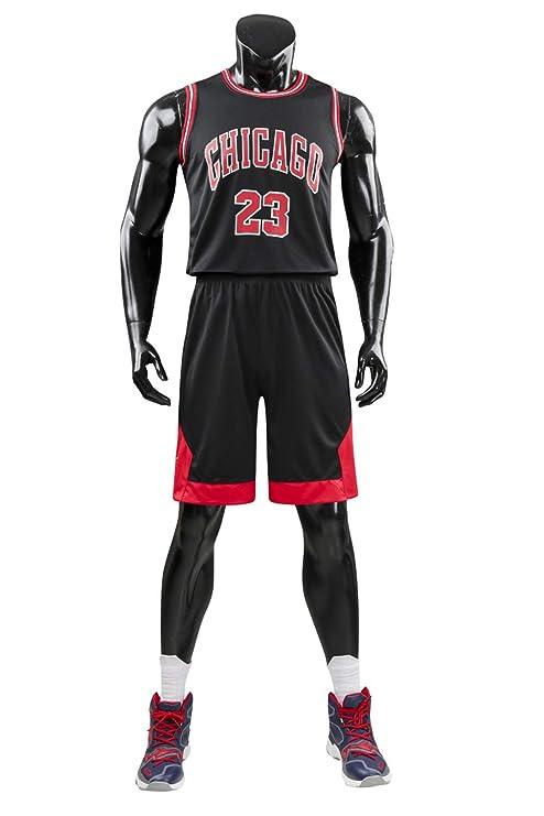 OLIS Camiseta de Baloncesto de Verano NBA Michael Jordan # 23 ...