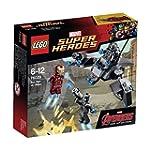 LEGO Superheroes 76029: Iron vs. Ultron