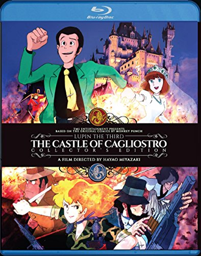 Lupin the Third: The Castle of Cagliostro [Blu-ray]