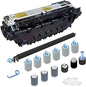 Altru Print CF064A-DLX-AP (CF064-67902) Deluxe Maintenance Kit for HP Laserjet Enterprise 600 M601, M602, M603 (110V) with RM1-8395 Fuser, Transfer Roller & Tray 1-4 Rollers (Renewed)