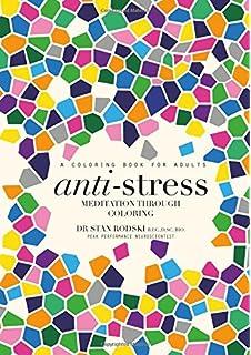 anti stress meditation through coloring