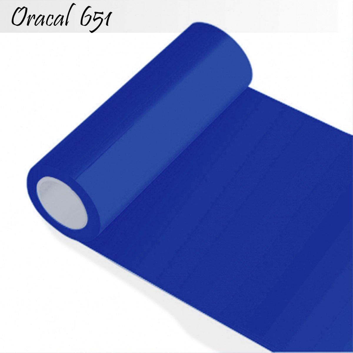Oracal 651 - Orafol Folie 10m (Laufmeter) freie Farbwahl 55 glänzende Farben - glanz in 4 Größen, 63 cm Folienhöhe - Farbe 70 - schwarz B00TRTM2ZQ Wandtattoos & Wandbilder