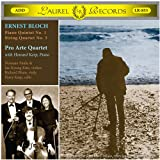 Ernest Bloch: String Quartet No. 5 & Piano Quintet No. 1 - Pro Arte Quartet