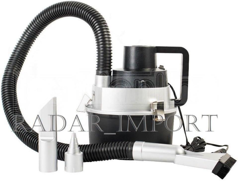 ANIKO Aspirador Aspiradora portátil de coche 12V Húmedo y seco soplador hinchador (CRIS): Amazon.es: Coche y moto