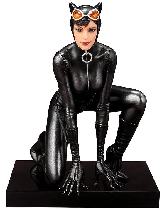 Amazon.com: Kotobukiya ARTFX+ DC UNIVERSE Cat Women 1/10 ...