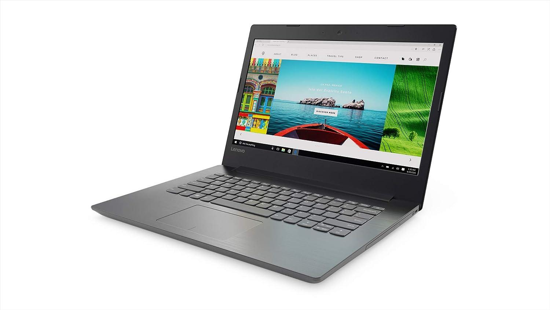 Lenovo Ideapad 320 Intel Core i3 6th Gen 14-inch Laptop (4GB/1TB HDD/DOS/Onyx Black/ 2.2kg/with ODD), 80XG009VIN at Rs.20990